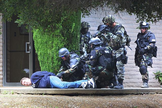SWAT-incustody