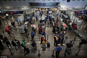 airport scam